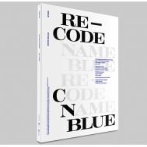 CNBLUE - 8th Mini Album RE-CODE (Special ver.)
