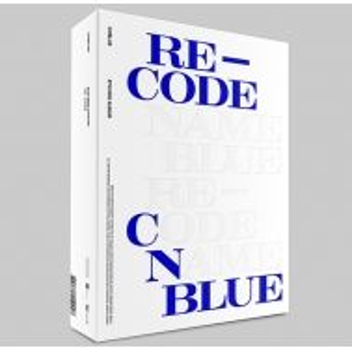 CNBLUE - 8th Mini Album RE-CODE (Standard ver.)