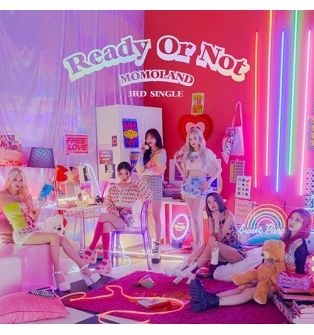 Momoland - 3rd Single Ready or Not