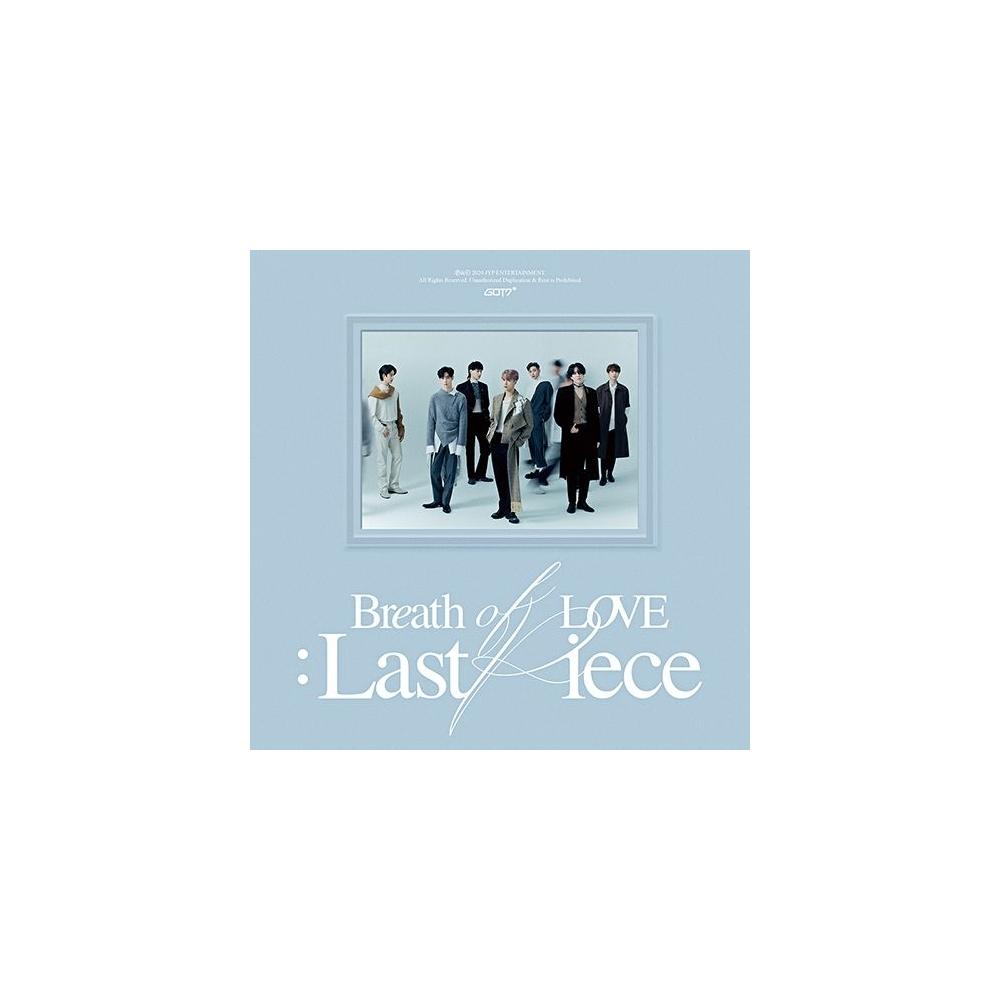 GOT7 - 4th Album Breath of Love : Last Piece