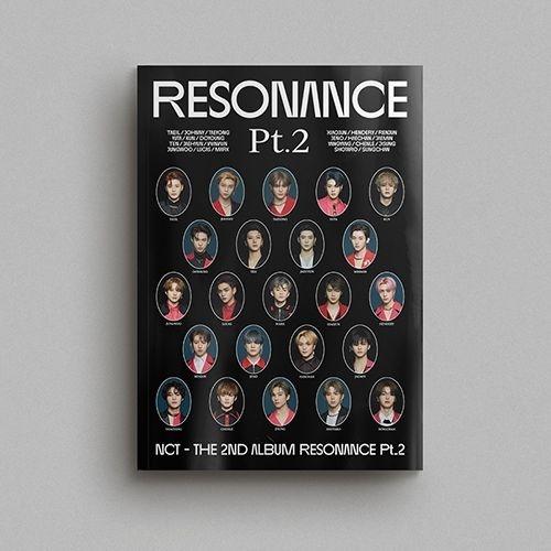 NCT - 2nd Album RESONANCE Pt.2 (Arrival Ver.)