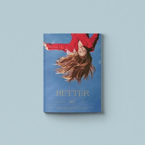 BoA - 10th Album Better (Normal Edition)