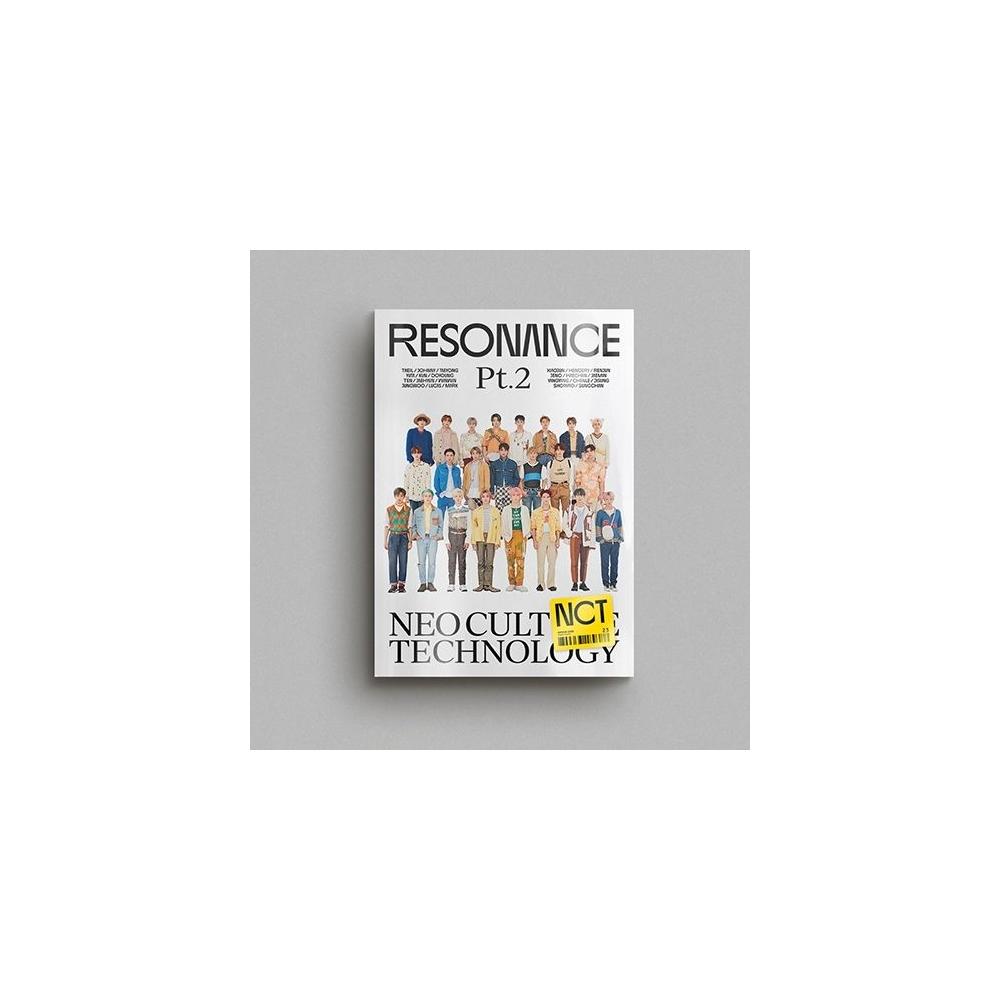 NCT - The 2nd Album RESONANCE Pt.2 (Departure Ver.)