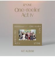 IZ*ONE - 4th Mini Album One-reeler / Act Ⅳ (Kit Album)