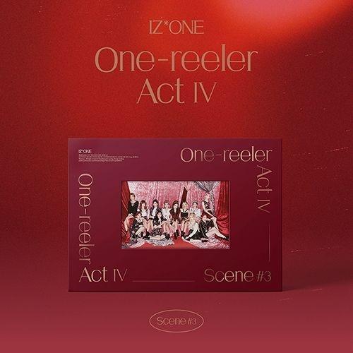 IZ*ONE - 4th Mini Album One-reeler / Act Ⅳ (Scene 3 'Stay Bold' ver.)