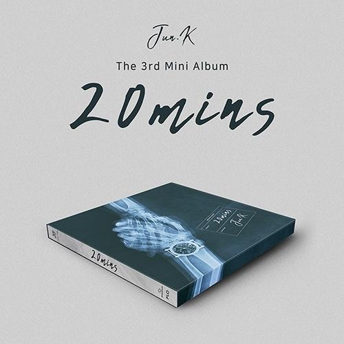 Jun. K - 3rd Mini Album 20 Mins
