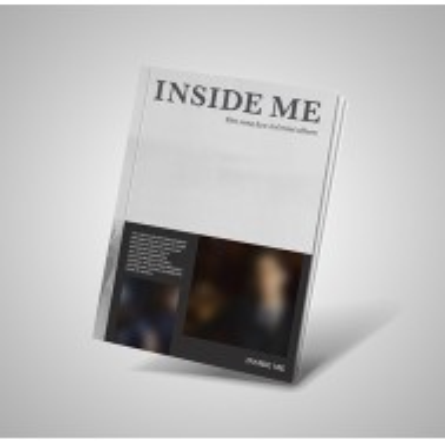 Kim Sung Kyu - 3rd Mini Album INSIDE ME (B Ver.)