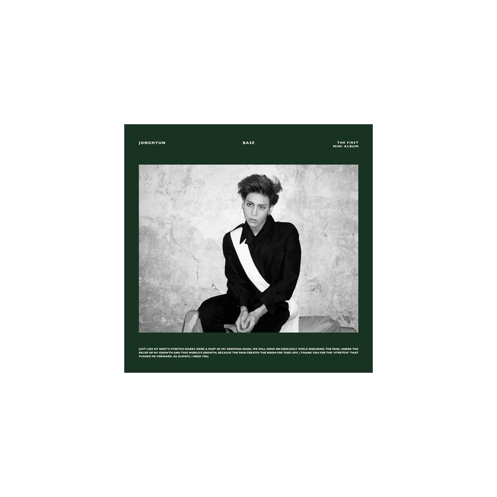 Jonghyun (Shinee) - 1st Mini Album Base (Random Version)