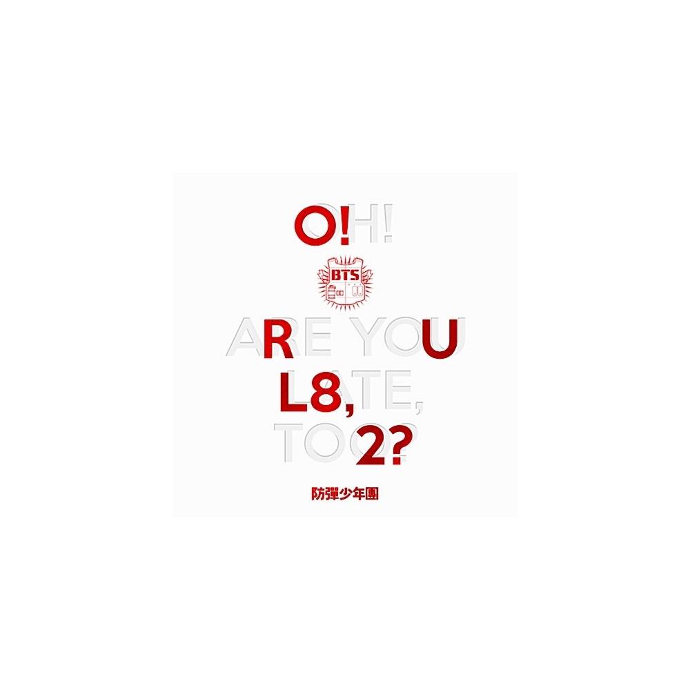 BTS - Mini Album O!RUL8,,2?
