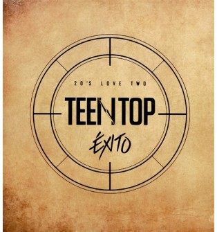 Teen Top - Repackage Album 20's Love Two Exito