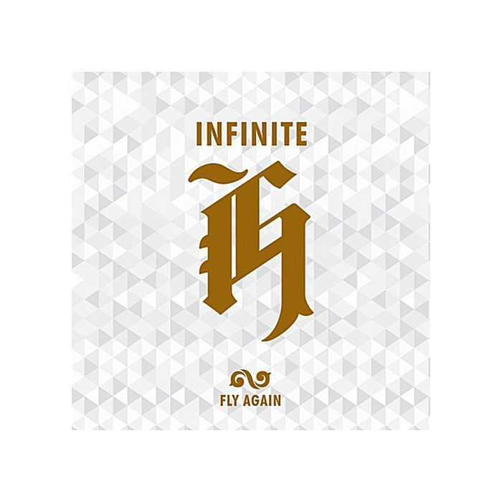 Infinite H - 2nd Mini Album Fly Again