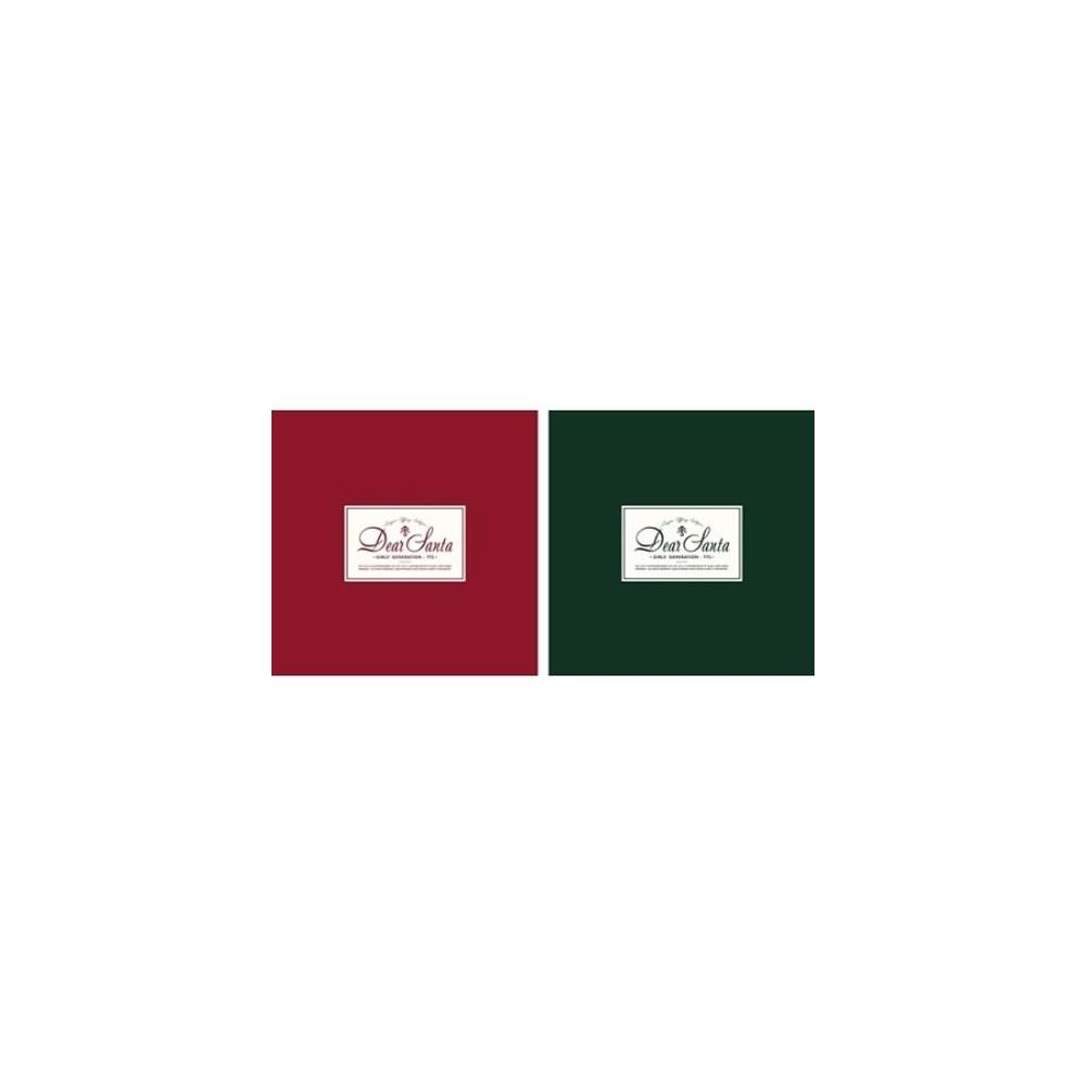 Taetiseo (TTS) - Christmas Special Album Dear Santa (Random Ver.)