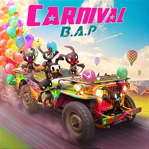 B.A.P - 5th Mini Album Carnival (Normal Edition)