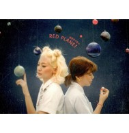 Bolbbalgan4 - 1st Album Red Planet
