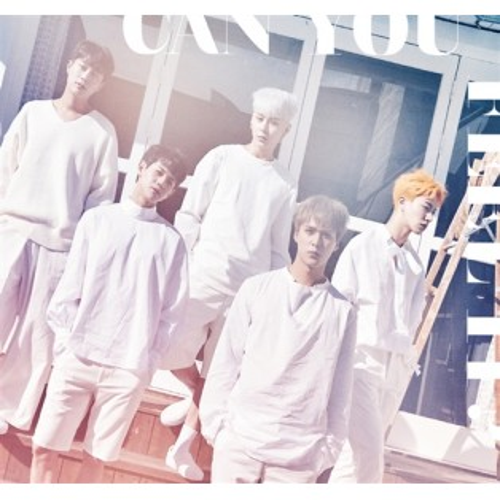Highlight - 1st Mini Album Can You Feel It? (Sensibility Ver.)