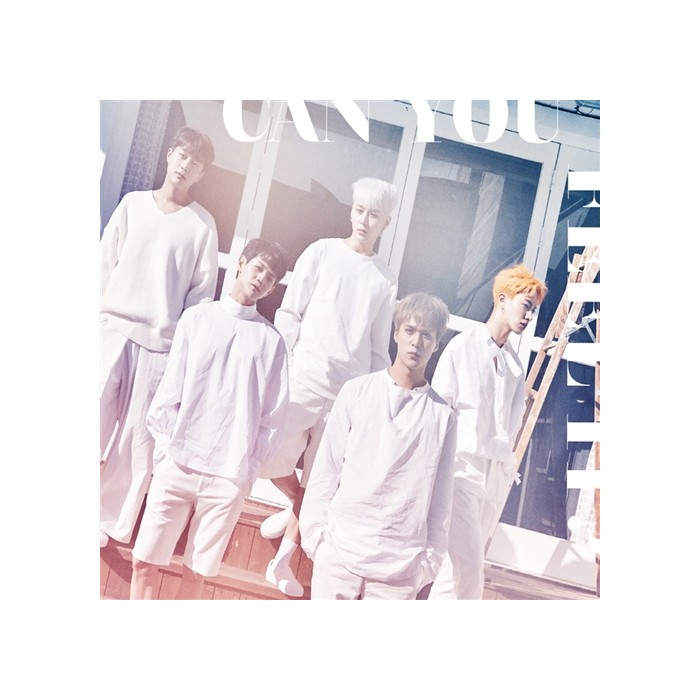 Highlight - 1st Mini Album Can You Feel It? (Sensibility Ver.)