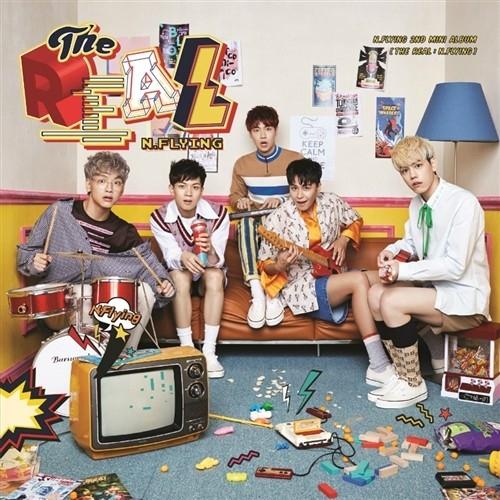 N.Flying - 2nd Mini Album The Real N.Flying