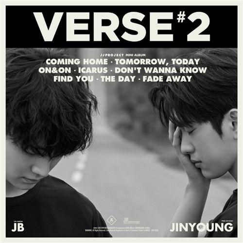 JJ Project - Mini Album Verse 2 (Random Ver.)