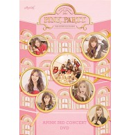Apink - 3rd Concert Pink Party DVD