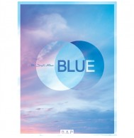 B.A.P - 7th Single Album BLUE (Ver.B)