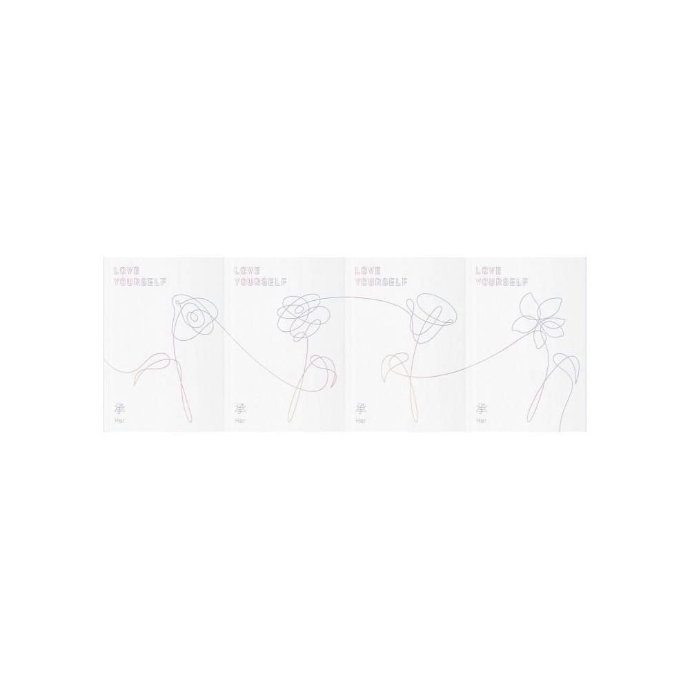 BTS - 5th Mini Album Love Yourself 承 [Her] (Ver. E)