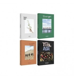 SEVENTEEN - 2nd Album TEEN, AGE (Random Ver.)