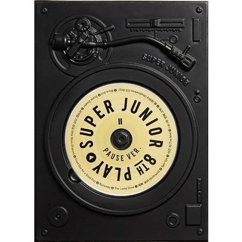 Super Junior - 8th Album Play (Pause Ver.)