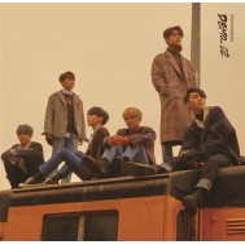 PENTAGON - 5th Mini Album DEMO_02