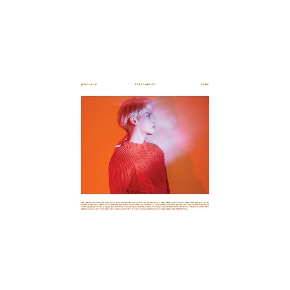 Jonghyun - Poet ᛁ Artist