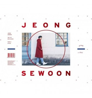 Jeong Sewoon - 1st Mini Album Part. 2 After (Day Ver.)