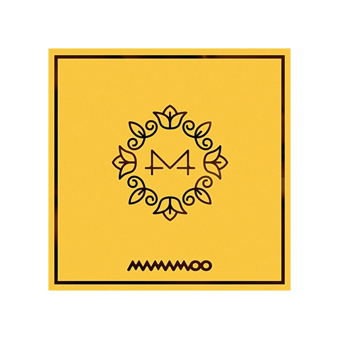 MAMAMOO - 6th Mini Album Yellow Flower