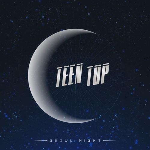 Teen Top - 8th Mini Album Seoul Night (B Ver.)