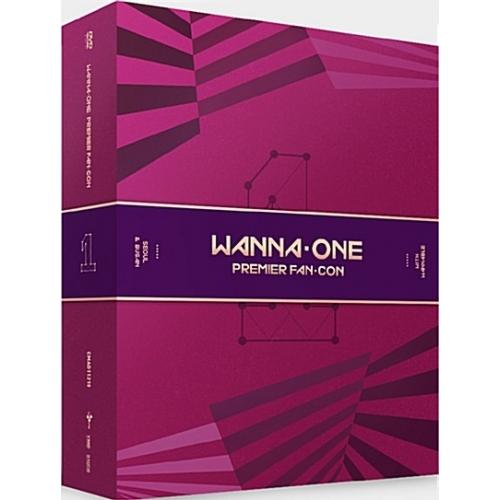 Wanna One - Premier Fan-Con DVD