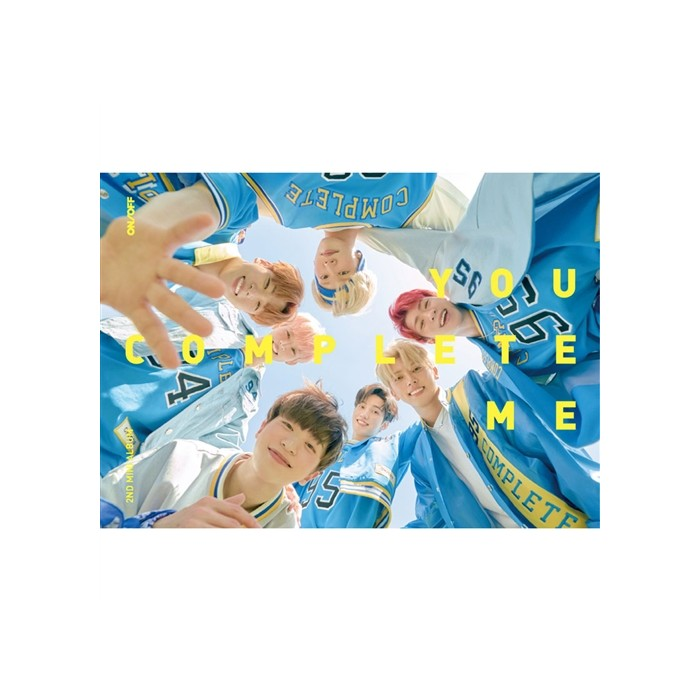 ONF - 2nd Mini Album You Complete Me