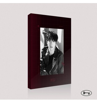 KIM DONG HAN (JBJ) - 1st Mini Album D-Day (Black Ver.)