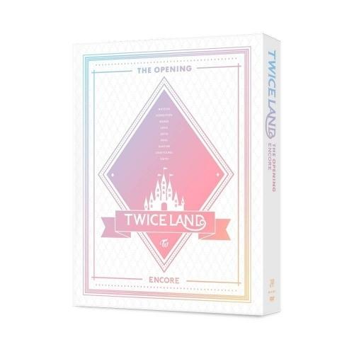 "TWICE - ""TWICELAND"" THE OPENING [ENCORE] DVD"