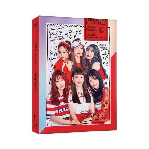 GFRIEND - Summer Mini Album Sunny Summer (Sunny Ver.)