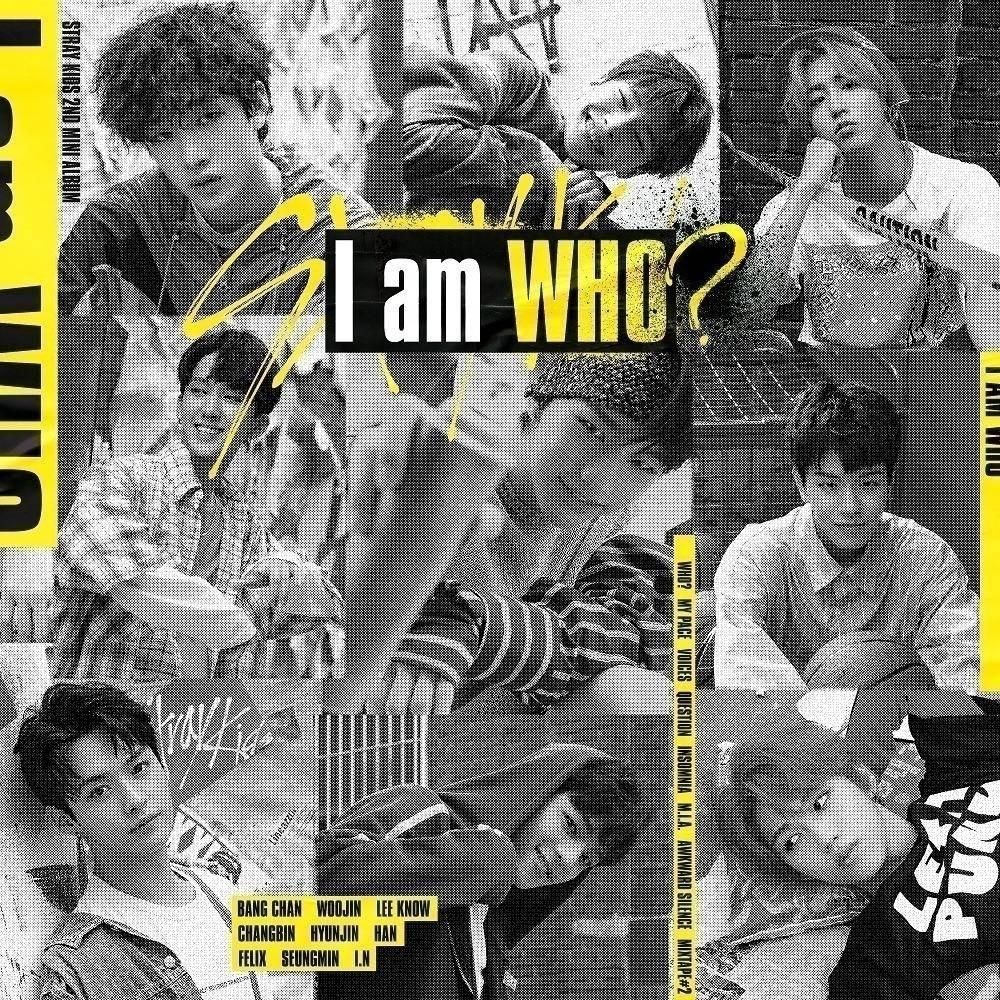 Stray Kids - 2nd Mini Album I am WHO