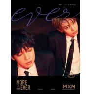 MXM (Brand New Boys) - 1st Album More Than Ever (Ever Ver.)
