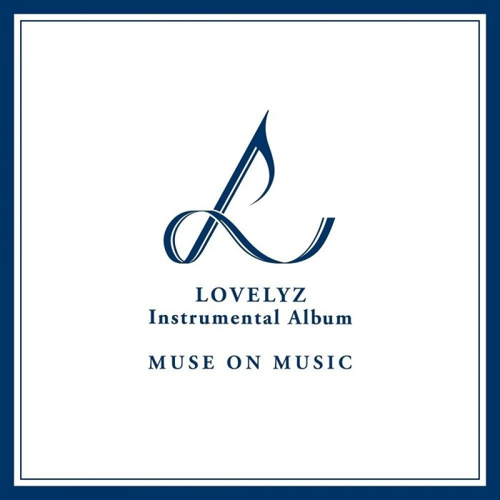 Lovelyz - Instrumental Album Muse on Music