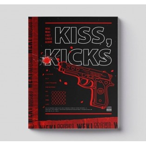 Weki Meki - 1st Single Album KISS, KICKS (KICKS Ver.)