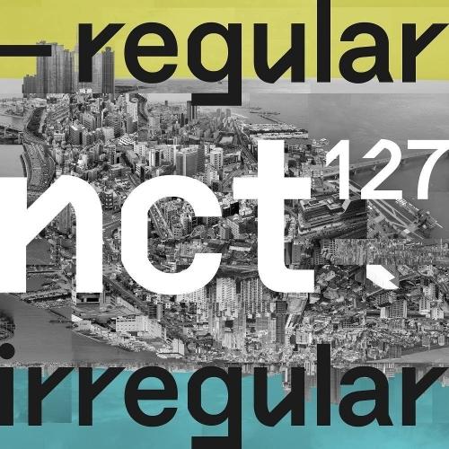 NCT 127 - 1st Album Regular-Irregular