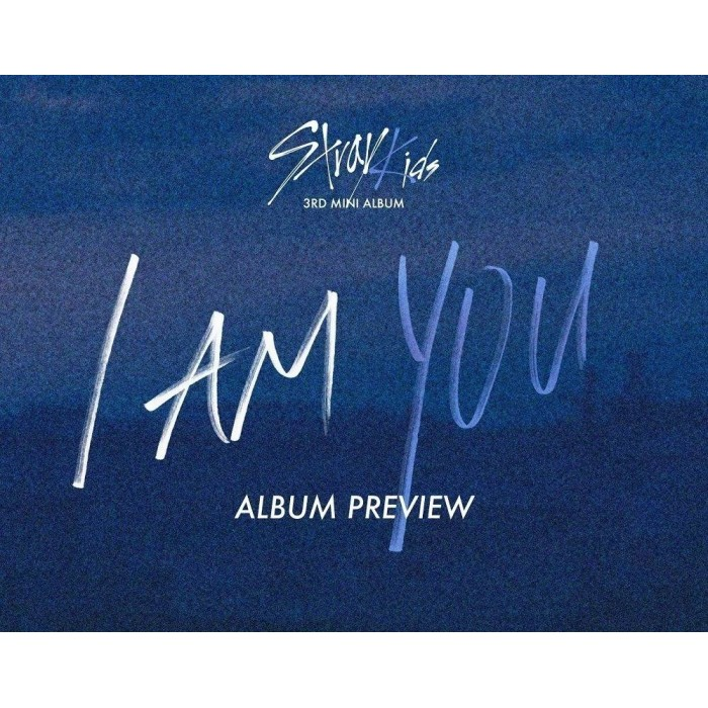 Stray Kids - 3rd Mini Album I Am YOU