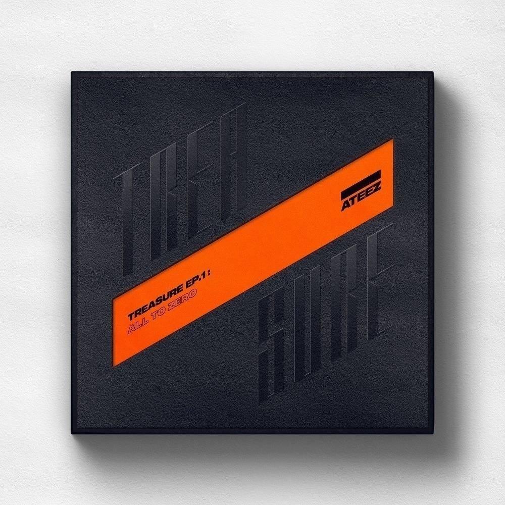 ATEEZ - TREASURE EP.1 All To Zero