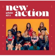 Gugudan - 3rd Mini Album Act.5 New Action