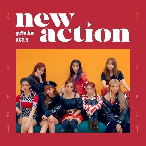 Gugudan - 3rd Mini Album Act.5 New Action