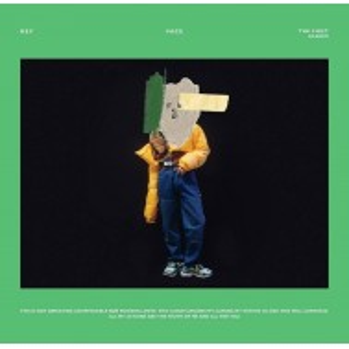 KEY (SHINee) - 1st Album Face (Random Ver.)