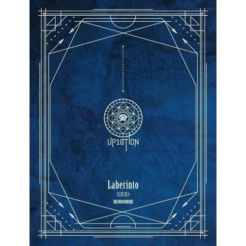 UP10TION - 7th Mini Album Laberinto (Crime Ver.)