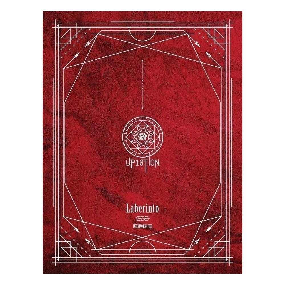 UP10TION - 7th Mini Album Laberinto (Clue Ver.)