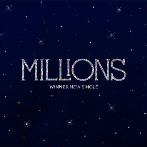 WINNER - New Single Millions (White Light Ver.)